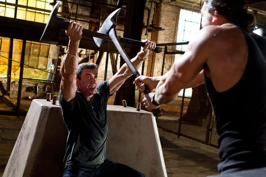 New Low For Stallone In Bullet To The Head