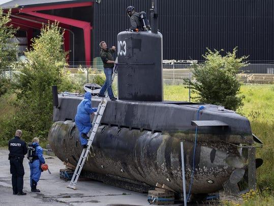 Denmark Journalist Killed