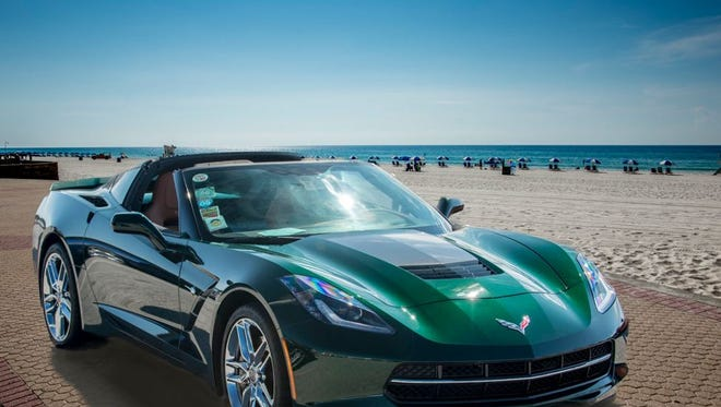 The 15th annual Vettes at the Beach Corvette show is set for Sept. 8-9 on Pensacola Beach, with the free public car show taking over the Casino Beach parking lot on Sept. 9.