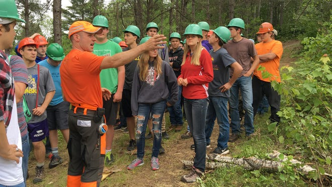 The Trees For Tomorrow Natural Resources Careers Workshop will introduce students to foresters, fisheries and wildlife biologists, water resource specialists, conservation wardens, recreation land managers, and other natural resources professionals.