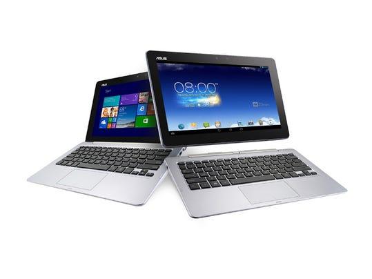 Trio laptop