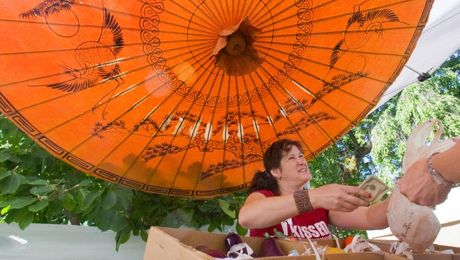 The Brandywine Festival of the Arts will run Saturday and Sunday in Wilmington.
