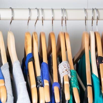 Clean your closet!