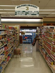 Milford Grocery - Matti's Fresh Market owners say a