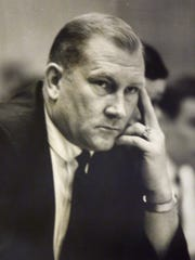 This is Don Haskins in his early years at UTEP.