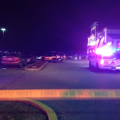 Police respond to the T.G.I. Friday's in New Castle