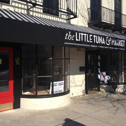 The Little Tuna's market has closed, but the restaurant