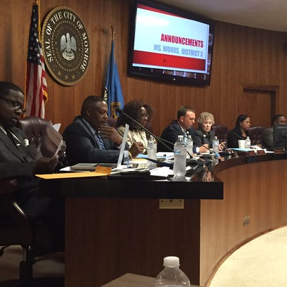 The Monroe City Council approved an ordinance to lease