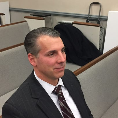 Randolph Lt. Christopher Giuliani in Superior Court,