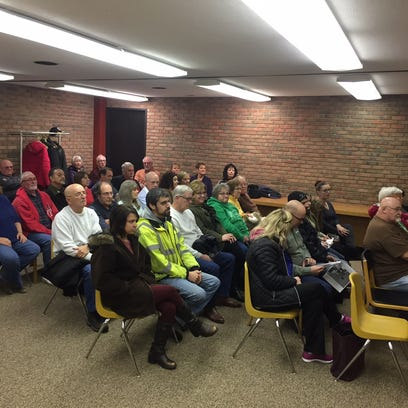 Members of Bucyrus City Council heard from several