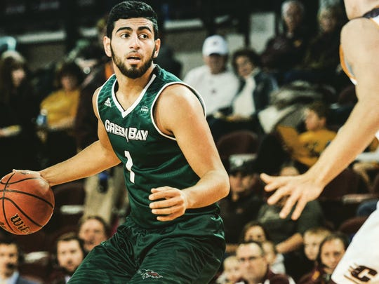 Kerem Kanter scored 20 straight points for his team in the second half of Tuesday's game at Central Michigan.