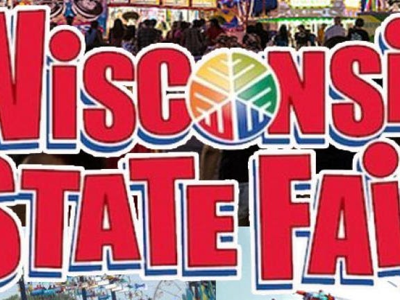 Win a deluxe trip for 2 to the WI State Fair that includes admission and food vouchers. Enter 7/7-7/30