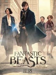 """Fantastic Beasts and Where to Find Them"""