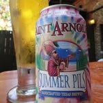 St. Arnold Brewing's Summer Pils.
