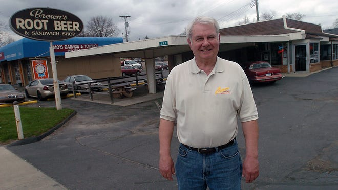 Ed Brown is ready to say goodbye to the shop that has been in his family for more than 50 years. He plans to close in October 2016.