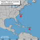 Beryl weakens to remnants; Tropical Storm Chris could become hurricane Monday