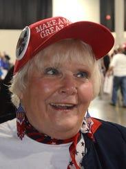 Dee Wentzel of Augusta Township, Mich.