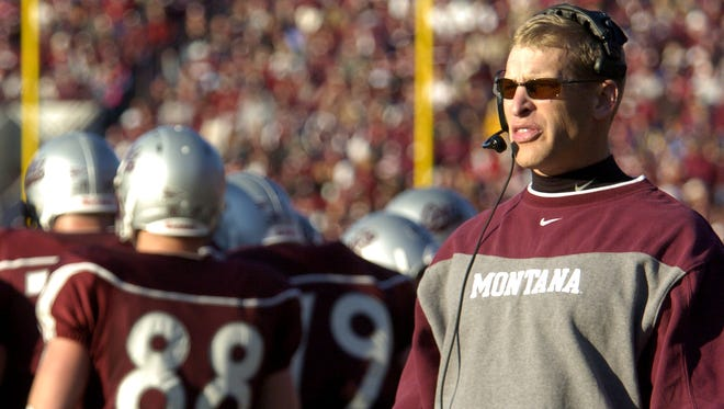 Bobby Hauck and the Montana Grizzlies open the 2018 season Saturday night in Missoula against Northern Iowa.