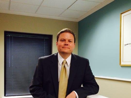 Jackson attorney Brandon C. Jones
