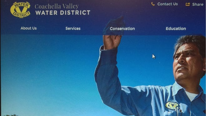 A reader complains about the process Coachella Valley Water District uses to determine monthly charges.