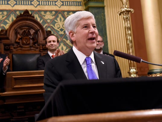 Snyder state of state 5