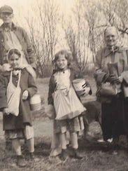 Sarah Hudson Pierce's family