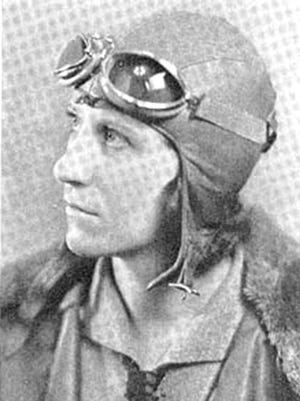 Marie Graham was an aviation pioneer who achieved many firsts in Arizona.