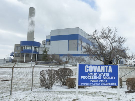 Covanta Solid Waste Processing Facility, 2320 S. Harding