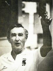 John deBarbadillo never coached at William Penn High