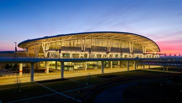 Indianapolis airport considers updating 9-year-old terminal
