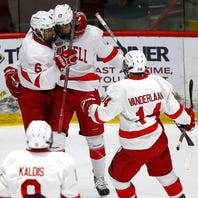 College hockey rankings: Cornell men's hockey team rises to No. 1 in nation