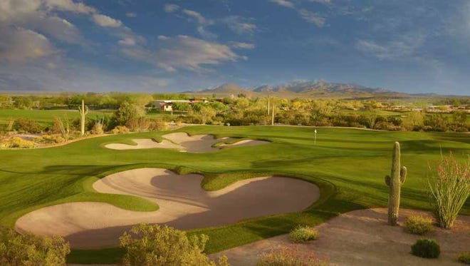 Longbow has been embracing competitive golf since its complete renovation in 2003.