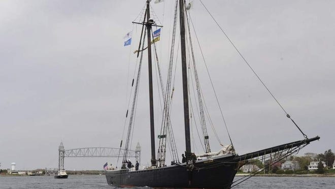 Massachusetts Maritime Academy would gain control of the historic Schooner Ernestina-Morrissey under legislation passed by the House Monday, June 22. The ship, whose official home port would be New Bedford, also would become Massachusetts' official state vessel.