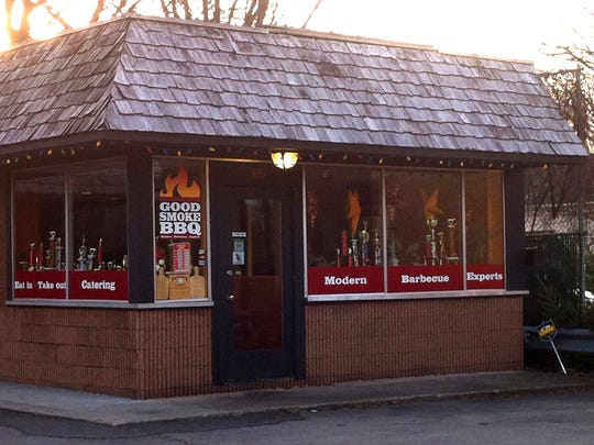 From adventurous to gluttonous and even something to please vegetarians, there is something for everyone at Good Smoke BBQ,  326 W Commercial St., East Rochester.