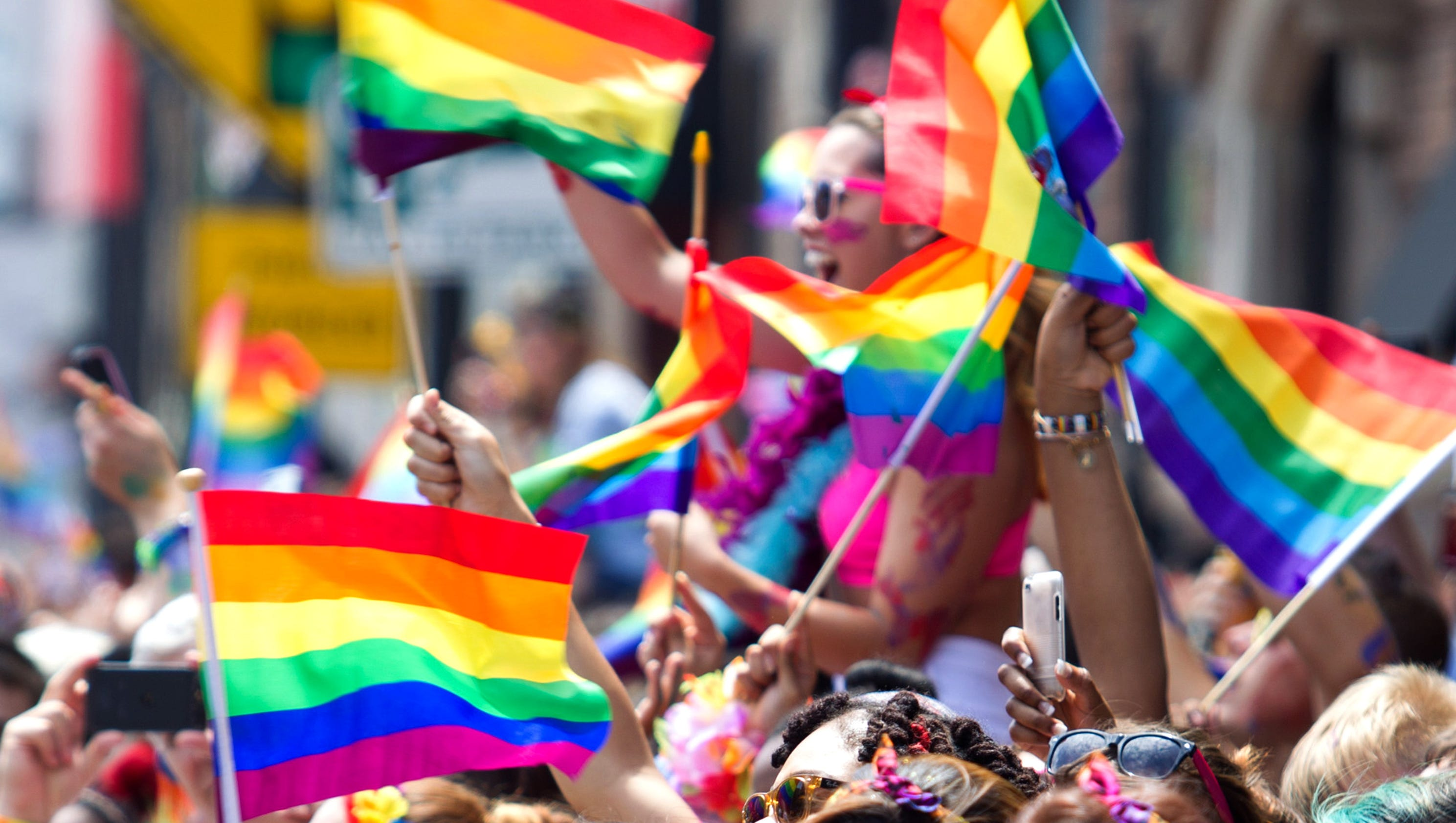 Some of America's best gay Pride celebrations