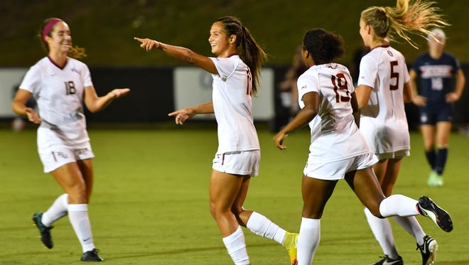 The Florida State soccer team will play host to Ole Miss during the first round of the NCAA Tournament on Friday night.