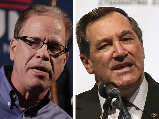 senate race where donnelly and braun stand on senior citizen issues