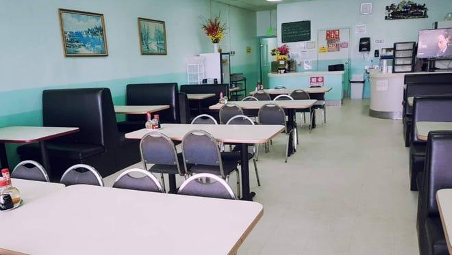 "Hoa Mai restaurant in Harmon reopened under new management on June 4, 2018, said manager Francine ""Kai"" Gamboa."