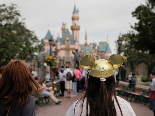 Disney No Measles Impact