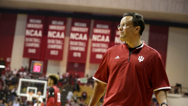 Indiana coach Tom Crean has landed his first 2017 commitment.