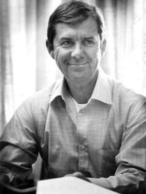 Fred Campbell in April 1980.