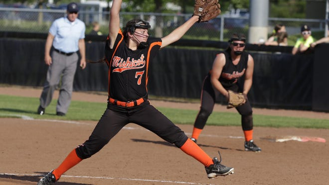 Mishicot's Alyssa Ahumada was a unanimous first-team selection in the Big East Conference and one of three first-team honorees for the Indians.
