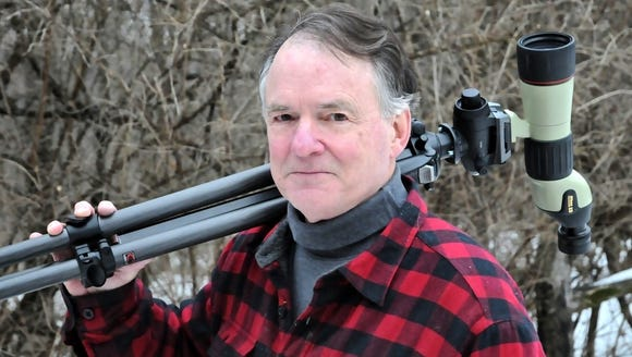 Nature writer and photographer Rick Marsi will be a