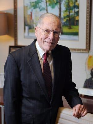 Former Gov. William Winter
