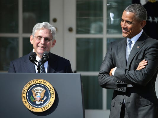 President Obama Announces Merrick Garland As His Nominee To The Supreme Court