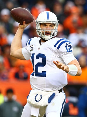 Indianapolis Colts quarterback Andrew Luck continues to be impressive, especially in crucial situations.