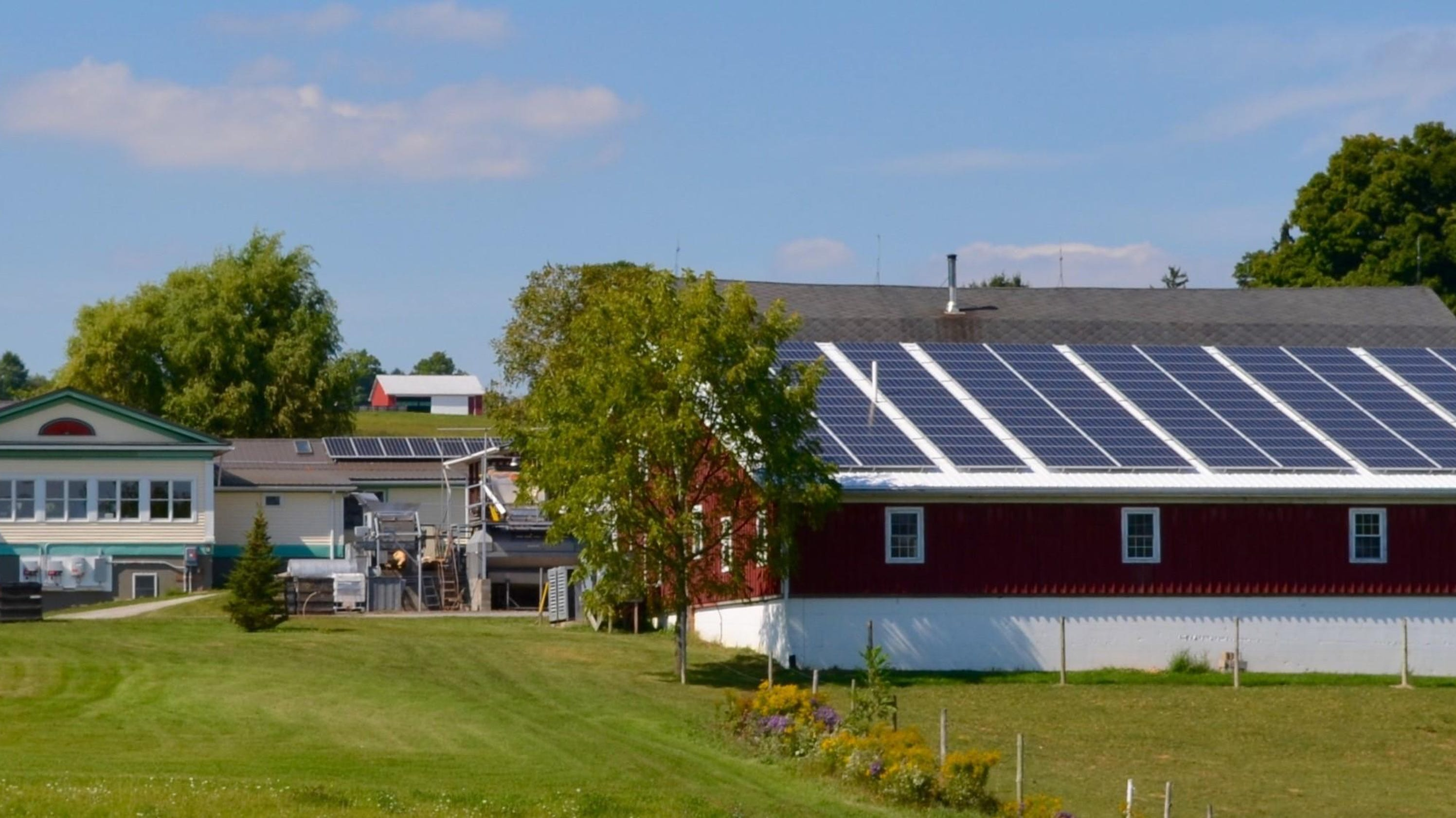 Clean energy means more jobs on the family farm