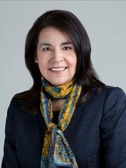 Dr. Karin Hilgersom, president of the State University