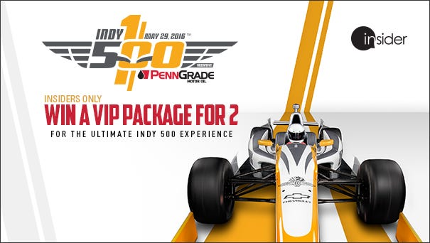 indy500 contest