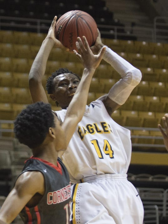 Boy's Basketball: Autaugaville vs. Cornerstone 13